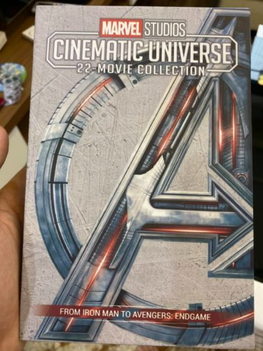 Marvel Studios 23-Movie Collection photo review